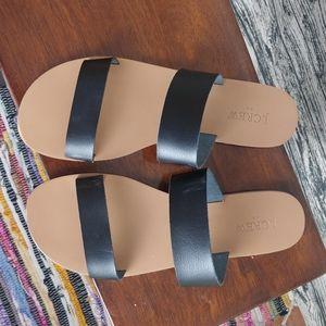J. Crew Sandals. Size 9